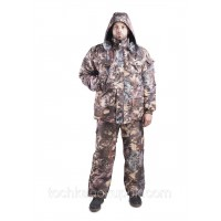 Winter fishing suit, comfort temperature - 30°S