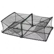 Square folding crayfish trap  (Folding crab trap)