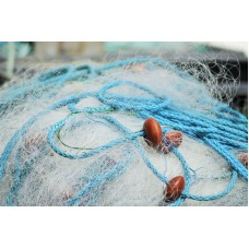 What are the types of fishing nets?